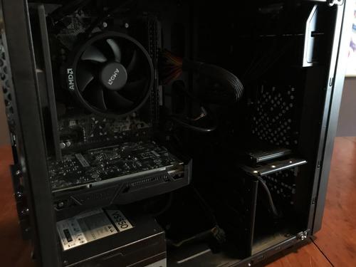 Imagen 1 de 4 de Pc Gamer Ryzen 5 Gtx 1050