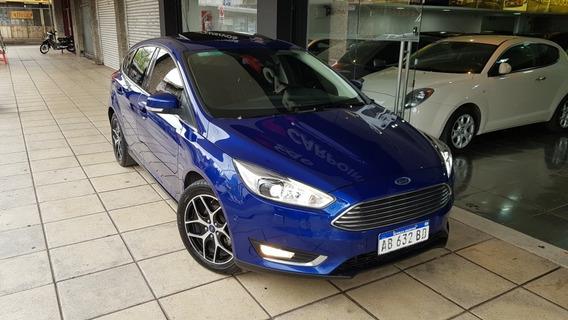 Ford Focus 2017 Titanium 95000 Km Services Oficiales Garanti