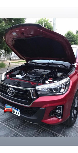 Toyota Hilux 2.8 Cd Srx 177cv 4x4 At 2019