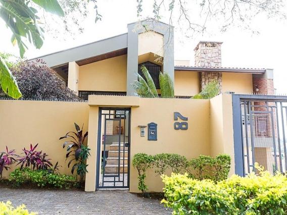 Sobrado Residencial À Venda, Parque São Quirino, Campinas. - So0131 - 34666748