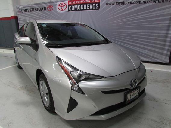 Toyota Prius Premium 2016 Plata