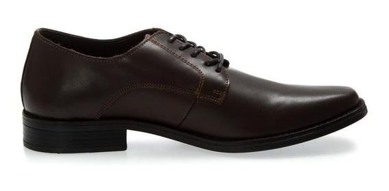 Zapatos Dockers Piel Para Hombre Con Agujetas