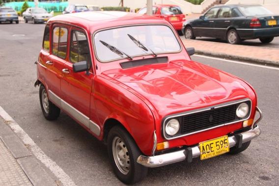 Renault 4 Master, 1986, 3ro Dueño, Condicion