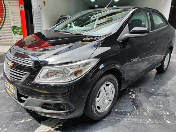 Chevrolet Prisma Lt 1.0 2015 Preto