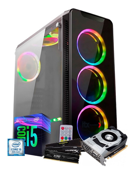 Pc Gamer Intel I5 9400f (geforce Gtx 1050 Ti) 1tb 3xfan