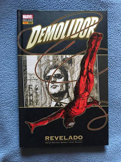 Demolidor: Revelado - Capa Dura - Hq Panini - Marvel