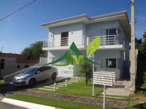 Casa À Venda Em Atibaia Condominío Fechado - 1124