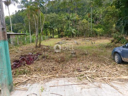 Terreno Bem Localizado Em Itapema - 2576