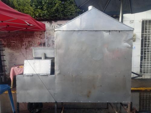 Imagem 1 de 1 de Restauracao De Assador De Frango