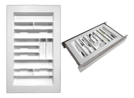 Cubiertero Organizador Plastico Cocina Hogar Casa 93 X 54 Cm