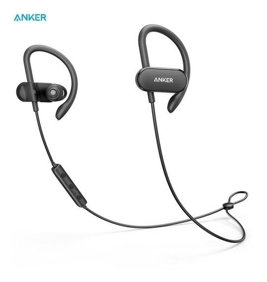 Fone De Ouvido Sem Fio Bluetooth Anker Soundbuds Curve