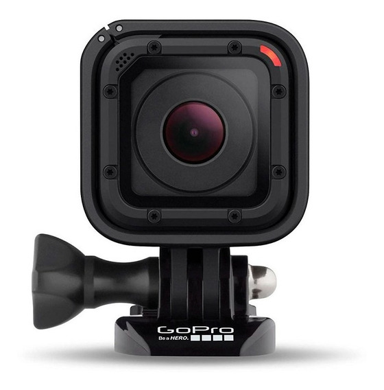 Camera Go Pro Film Hero 4 Session Black Chdhs-101