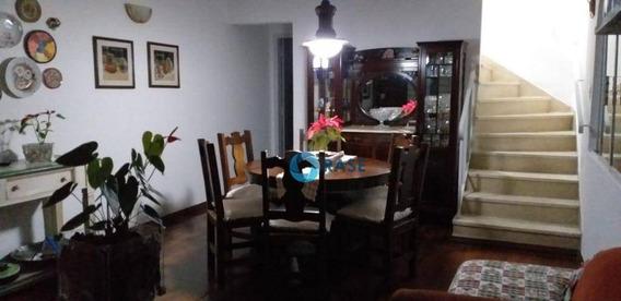 Casa Com 3 Dormitórios À Venda, 140 M² - Santo Amaro - São Paulo/sp - Ca1547