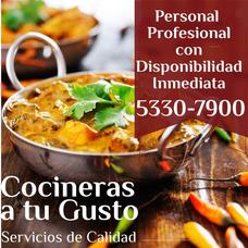 Niñeras, Domesticas, Cocineras, Enfermeras. 5330-7900