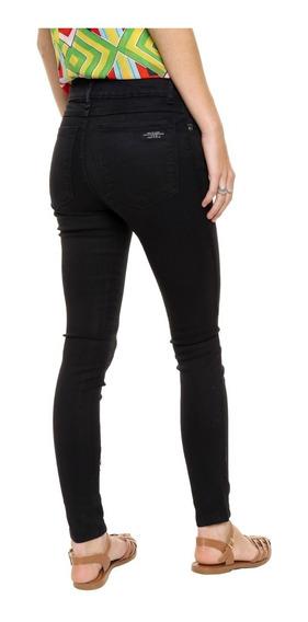 Jean Mujer Pantalon Elastizado Chelsea Market Chupin Clasico