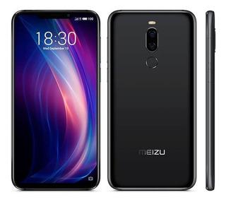 Smartphone Meizu X8 Preto, Tela 6,2, 6gb+128gb, Câmara Dupla