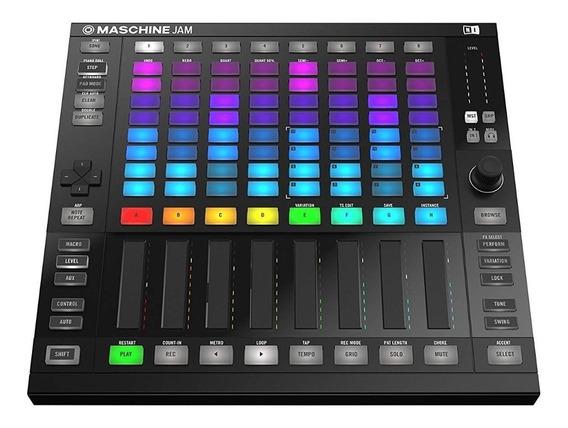 Controlador Maschine Jam Native Instruments