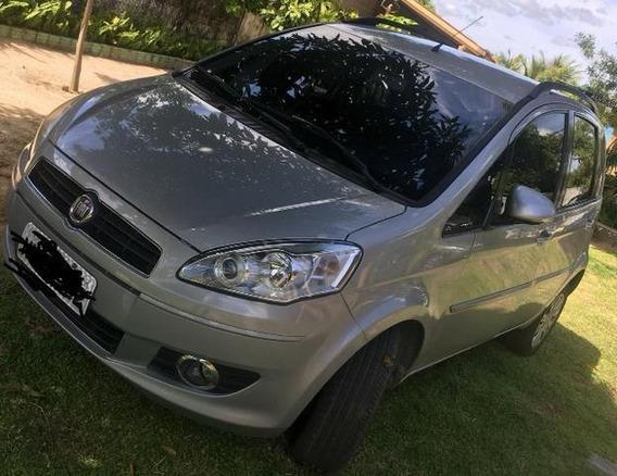 Fiat Ideia Attractive 2012