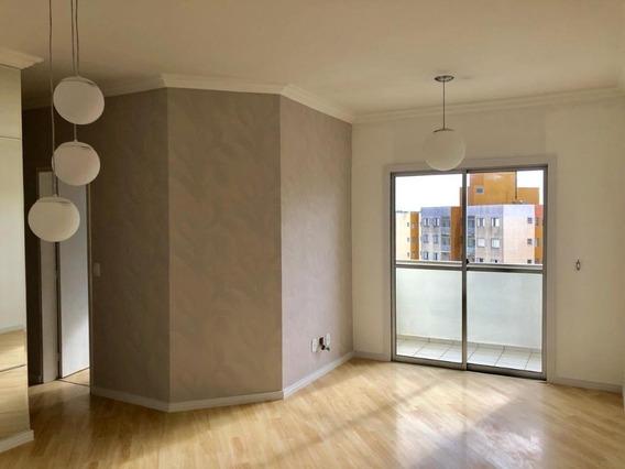 Apartamento Com 3 Dormitórios À Venda, 72 M² Por R$ 265.000,00 - Piratininga - Osasco/sp - Ap1840