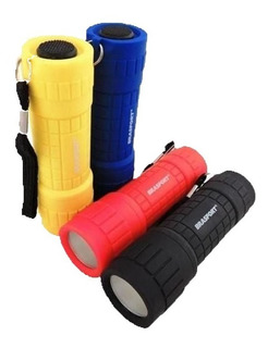 Mini Lanterna Led Color Brasfort