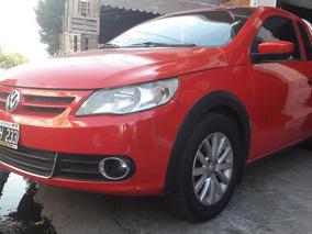 Volkswagen Saveiro 1.6 2012 Cabina Extendida Full Impecable