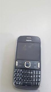 Celular Nokia 302 Para Retirar Peça Os 001