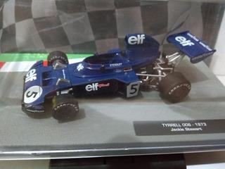 Coleccion Formula 1 Jackie Stewart