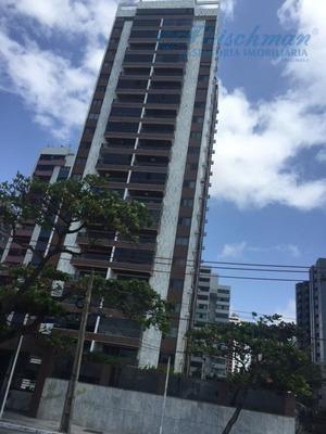 Apartamento Alto Padrão, Na Av Boa Viagem, À Venda - Ap1305-dzq. - Ap1305