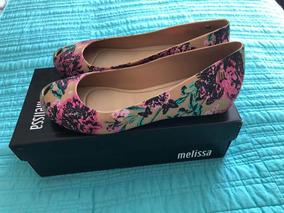 Zapatos Melissa Ultragirl Poco Uso 37