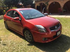 Nissan Sentra 2.5 Spec V Mt 2011