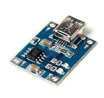Shield Arduino | Mini Carregador De Bateria De Litio 1000ma