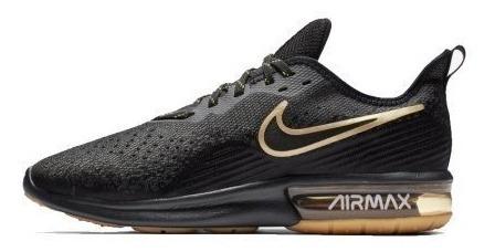 Tênis Nike Air Max Sequent 4 De Corrida