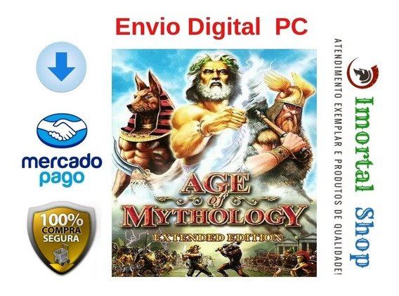 Age Of Mythology Gold Edition Pc Frete Gratis