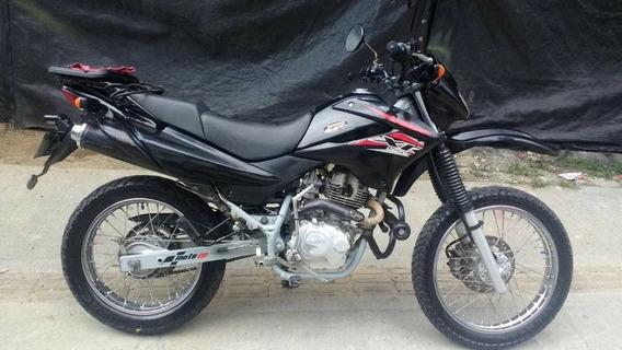 Vendo Moto Honda Xr 125l Excelente Estado Y Procedencia