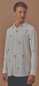 Camisa Coconut Foxton
