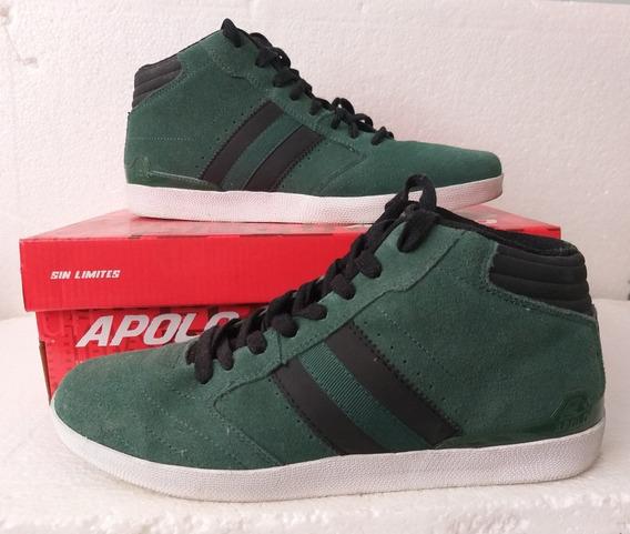 Zapatos Tipo Botín, Apolo, Talla 42