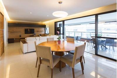 Apartamento Com 3 Dormitórios À Venda, 209 M² Por R$ 1.890.000 - Chácara Santo Antônio - São Paulo/sp - Ap3497