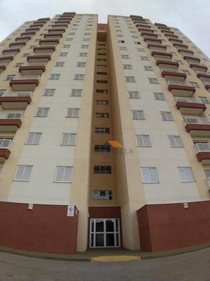 Apartamento Residencial Para Venda E Locação, Chácara Antonieta, Limeira. - Ap0281