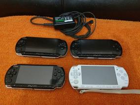 Psp 3000 Sony 8gb Desblq Permanente + Jogos Valor Unitário