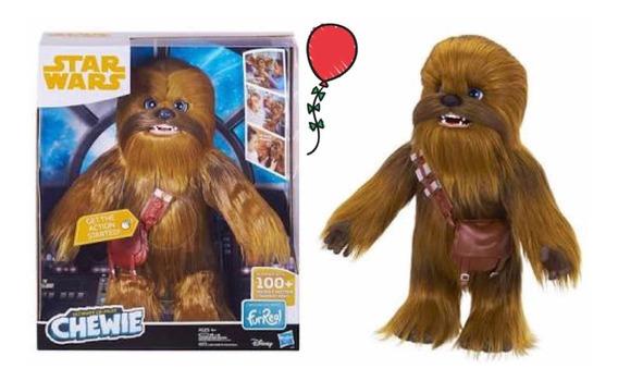 Furreal Friends Chewie Chewbacca El Copiloto Perfecto