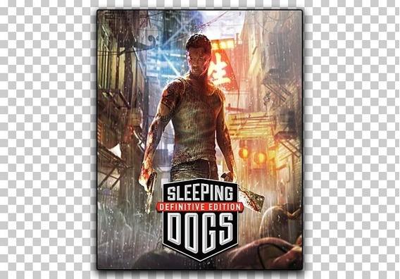 Sleeping Dogs Definitive Edition Steam Key Original