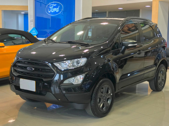 Ford Ecosport Freestyle At 4*4
