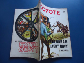 O Coyote Nº 172 - Condenaram Silver Davy