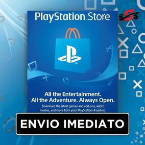 Cartão R$ 100 Reais Playstation Psn Plus Br Brasil Gift Card