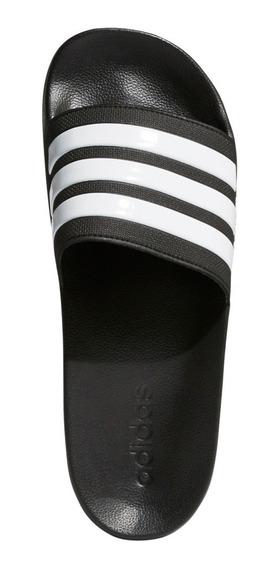 Chinelas adidas Adilette Cloudfoam Neg/bla Unisex