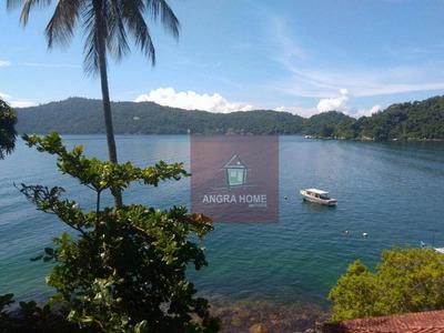 Casa À Venda, Na Ilha Do Brandão, Angra Dos Reis. - Il0006