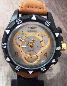 Relógio Masculino Prata Dourado Branco Top Fotos Reais Lindo