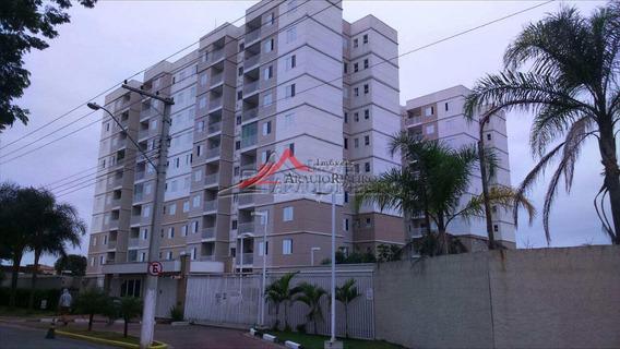 Apartamento Com 3 Dorms, Parque Santo Antônio, Taubaté - V3158