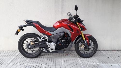 Honda Cb 190 Inyeccion 600km Como 0km En Brm !!!