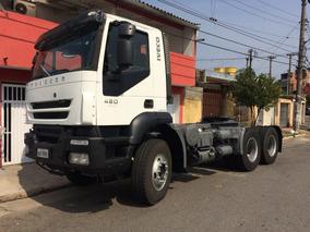 Iveco Traker 420 6x4